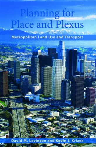 Planning for Place and Plexus Metropolitan Land Use and Transport  2008 edition cover