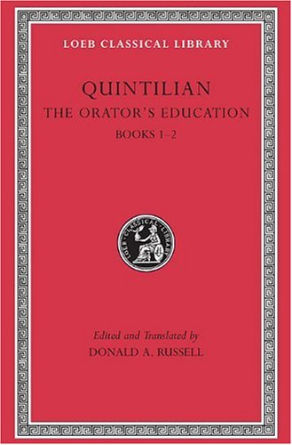 Orator's Education   2001 edition cover