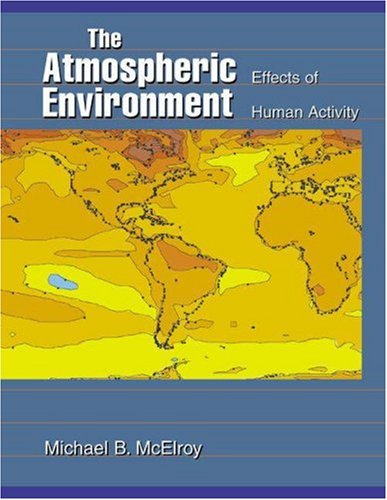 Atmospheric Environment Effects of Human Activity  2002 edition cover