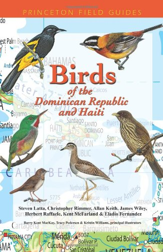 Birds of the Dominican Republic and Haiti   2007 edition cover