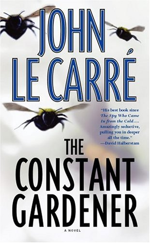 Constant Gardener   2001 (Reprint) 9780743422918 Front Cover