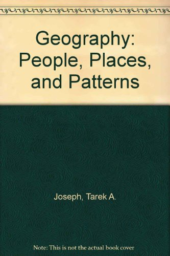 Geography : People, Places, and Patterns Revised 9780757506918 Front Cover