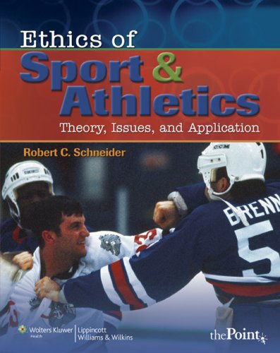 Ethics of Sport and Athletics Theory, Issues, and Application  2009 edition cover