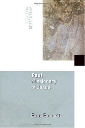 Paul Missionary of Jesus   2008 edition cover