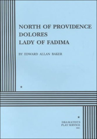 North of Providence - Dolores - Lady of Fadima  N/A edition cover