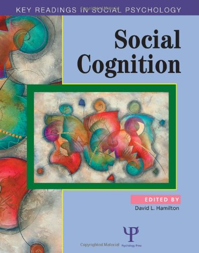 Social Cognition Key Readings  2005 9780863775918 Front Cover