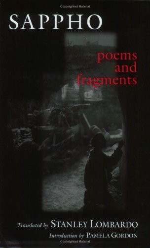 Poems and Fragments   2002 edition cover