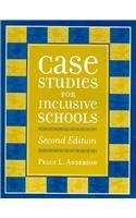Case Studies for Inclusive Schools 2nd 2004 edition cover