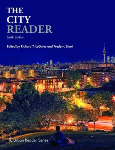 The City Reader:   2015 edition cover