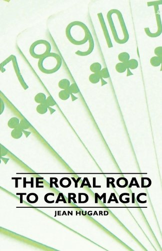 Royal Road to Card Magic   2006 edition cover