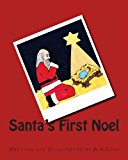 Santa's First Noel  N/A 9781492127918 Front Cover