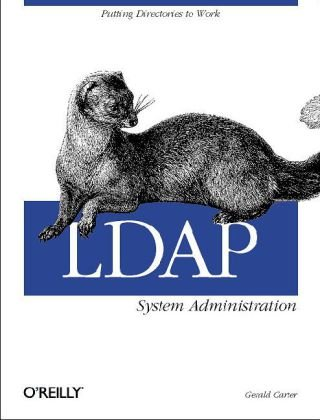 LDAP System Administration   2003 9781565924918 Front Cover