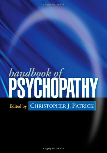Handbook of Psychopathy   2006 edition cover