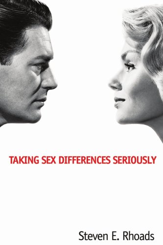 Taking Sex Differences Seriously  N/A edition cover