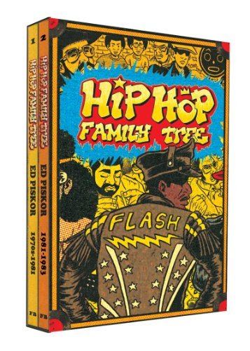 Hip Hop Family Tree 1975-1983 Gift Box Set   2014 edition cover