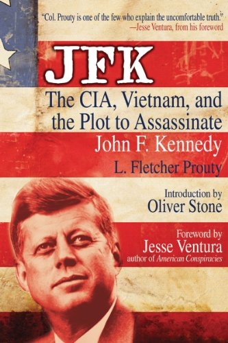 JFK The CIA, Vietnam, and the Plot to Assassinate John F. Kennedy 2nd 2011 edition cover
