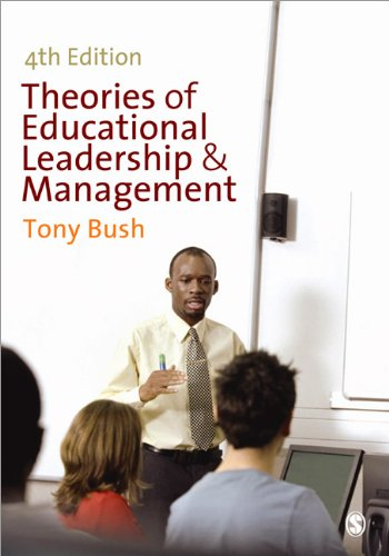 Theories of Educational Leadership and Management  4th 2011 edition cover