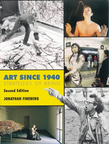 ART SINCE 1940:STRATEGIES OF B 2nd 2000 edition cover