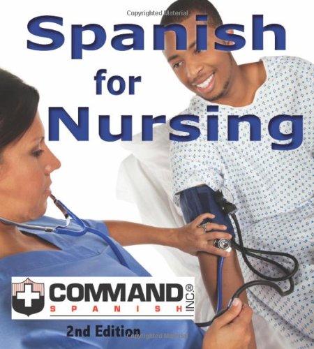 SPANISH FOR NURSING(BINDER)-W/ N/A edition cover