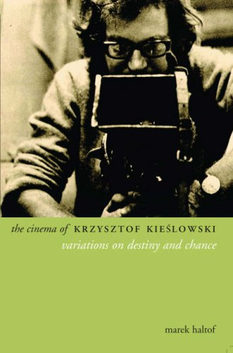 Cinema of Krzysztof Kieslowski Variations on Destiny and Chance  2004 edition cover