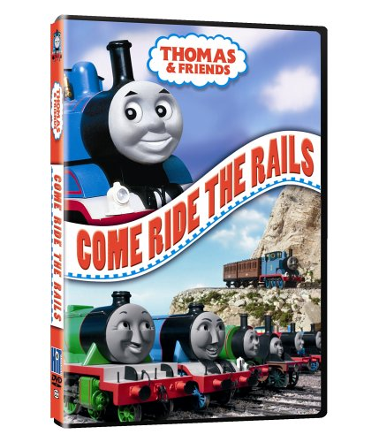 Thomas & Friends: Come Ride the Rails System.Collections.Generic.List`1[System.String] artwork