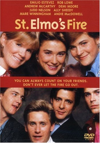 St. Elmo's Fire System.Collections.Generic.List`1[System.String] artwork