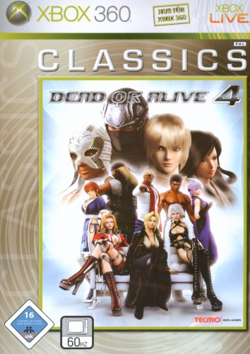 Dead or Alive 4 [Xbox Classics] Xbox 360 artwork