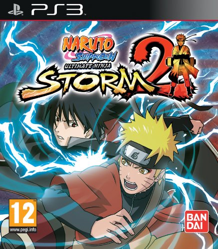 Ps3 naruto shippuden : ultimate ninja storm 2 (eu) PlayStation 3 artwork