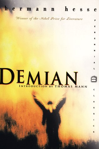 Demian   1965 edition cover