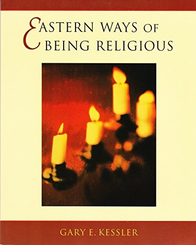 Eastern Ways of Being Religious 1st 2000 edition cover