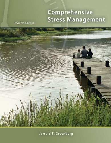 Comprehensive Stress Management  12th 2011 edition cover