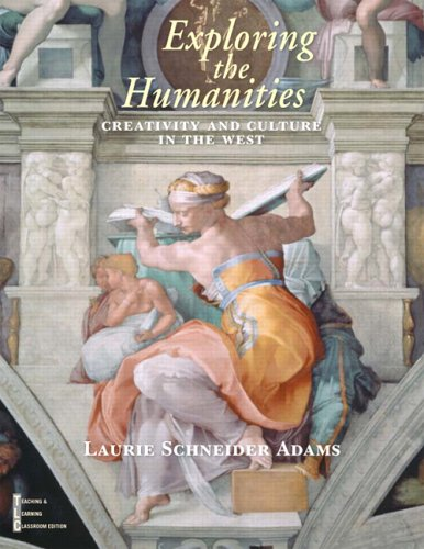 Exploring the Humanities, Combined Creativity and Culture in the West  2006 edition cover