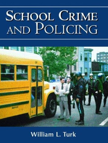 School Crime and Policing   2004 edition cover