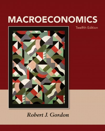 Macroeconomics  12th 2012 (Revised) edition cover