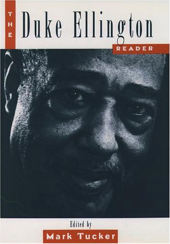 Duke Ellington Reader   1995 edition cover