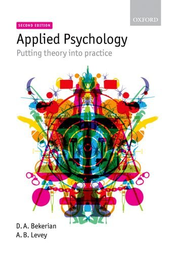 Applied Psychology Putting Theory into Practice 2nd 2011 edition cover