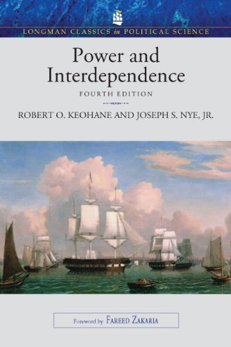 Power and Interdependence  4th 2012 edition cover