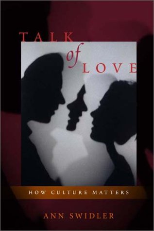 Talk of Love How Culture Matters  2003 edition cover
