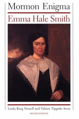 Mormon Enigma Emma Hale Smith 2nd 1994 edition cover