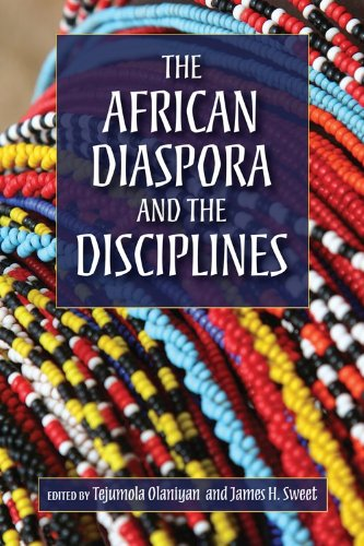 African Diaspora and the Disciplines   2010 edition cover