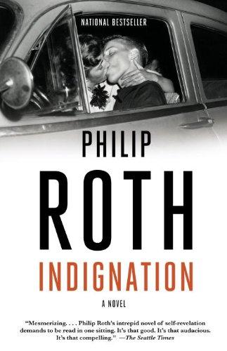 Indignation   2009 edition cover