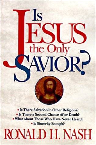 Is Jesus the Only Savior?   1994 edition cover