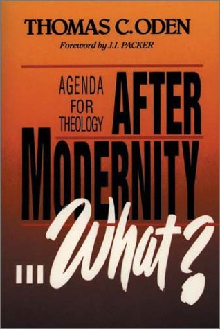 After Modernity... What?  N/A edition cover