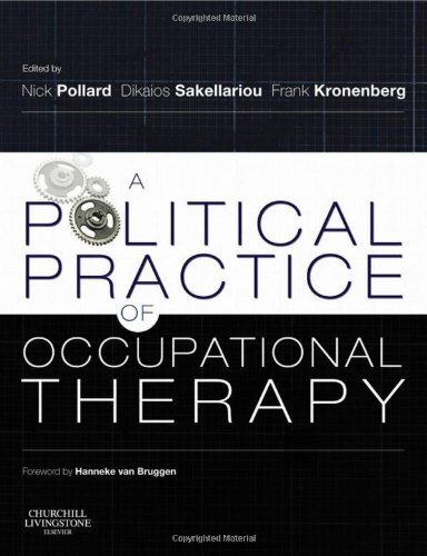 Political Practice of Occupational Therapy   2008 edition cover
