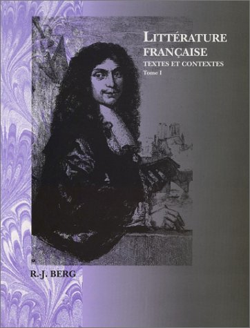 Litterature Francaise   1994 edition cover
