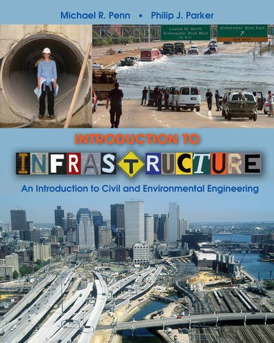 Introduction to Infrastructure An Introduction to Civil and Environmental Engineering  2012 9780470411919 Front Cover