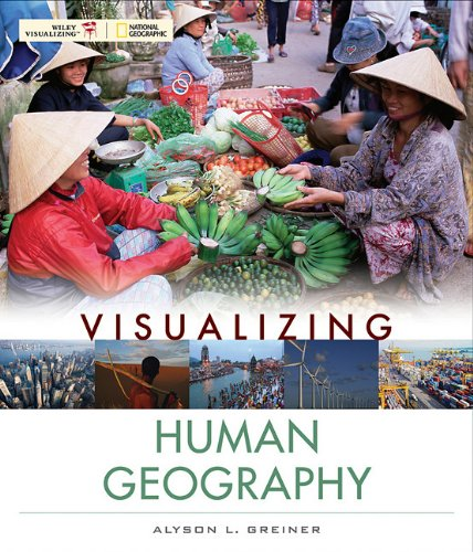 Visualizing Human Geography At Home in a Diverse World  2011 edition cover