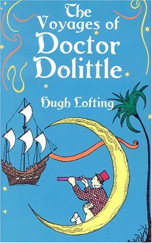 Voyages of Doctor Dolittle   2004 9780486434919 Front Cover