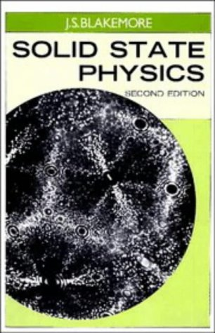 Solid State Physics  2nd 1985 (Revised) edition cover
