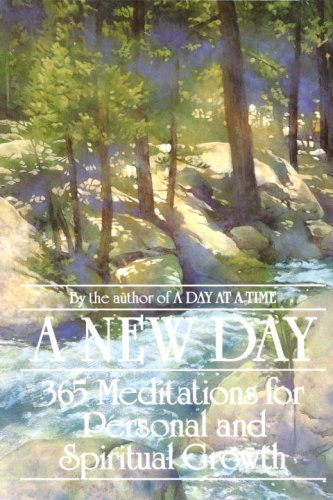 New Day 365 Meditations for Personal and Spiritual Growth N/A 9780553345919 Front Cover